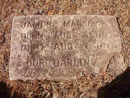 MASSEY, JAMES - Ouachita County, Arkansas | JAMES MASSEY - Arkansas Gravestone Photos
