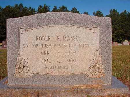 MASSEY, ROBERT P - Ouachita County, Arkansas | ROBERT P MASSEY - Arkansas Gravestone Photos