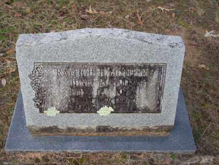 MCATEER, RALEIGH H - Ouachita County, Arkansas | RALEIGH H MCATEER - Arkansas Gravestone Photos