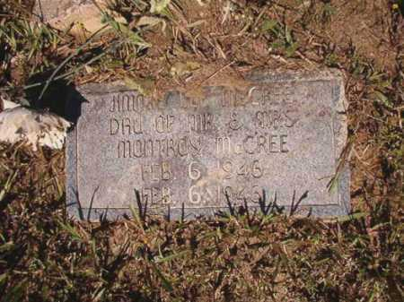 MCCREE, JIMMIE LEE - Ouachita County, Arkansas | JIMMIE LEE MCCREE - Arkansas Gravestone Photos
