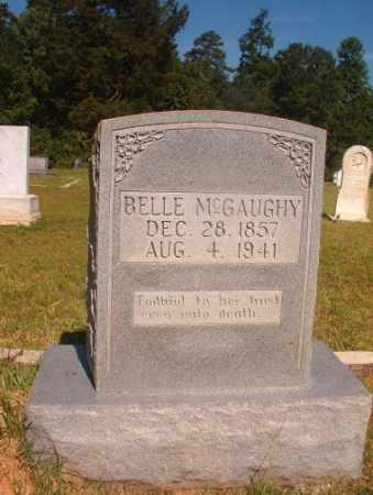 MCGAUGHY, BELLE - Ouachita County, Arkansas | BELLE MCGAUGHY - Arkansas Gravestone Photos