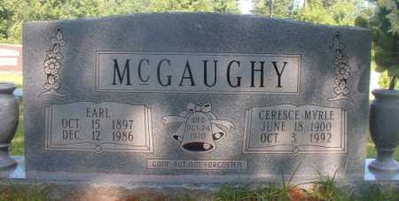 MCGAUGHY, CERESCE MYRLE - Ouachita County, Arkansas | CERESCE MYRLE MCGAUGHY - Arkansas Gravestone Photos