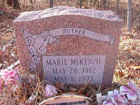 MCKENZIE, MARIE - Ouachita County, Arkansas | MARIE MCKENZIE - Arkansas Gravestone Photos