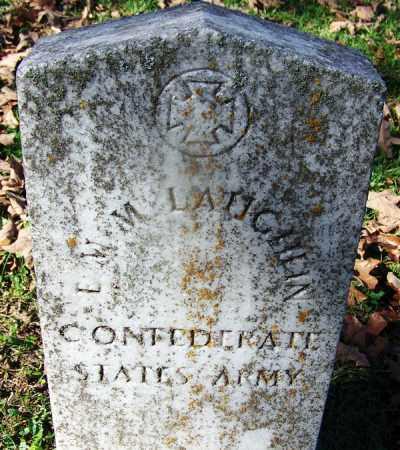 MCLAUGHLIN (VETERAN CSA), E M M - Ouachita County, Arkansas | E M M MCLAUGHLIN (VETERAN CSA) - Arkansas Gravestone Photos