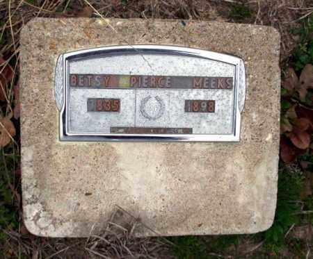 MEEKS, BETSY - Ouachita County, Arkansas | BETSY MEEKS - Arkansas Gravestone Photos