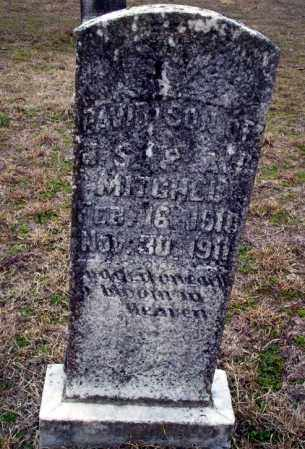 MITCHELL, DAVID - Ouachita County, Arkansas | DAVID MITCHELL - Arkansas Gravestone Photos