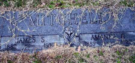 MITCHELL, AMANDA C - Ouachita County, Arkansas | AMANDA C MITCHELL - Arkansas Gravestone Photos