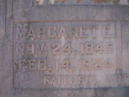 MITCHELL, MARGARET E (CLOSEUP) - Ouachita County, Arkansas | MARGARET E (CLOSEUP) MITCHELL - Arkansas Gravestone Photos