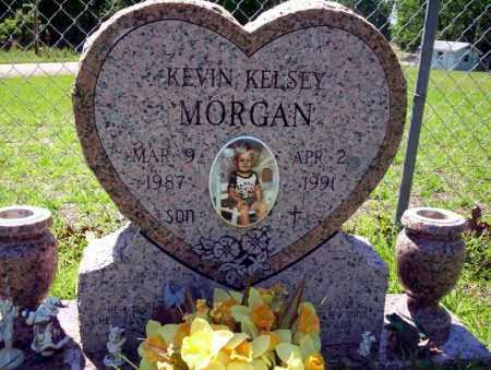 MORGAN, KEVIN KELSEY - Ouachita County, Arkansas   KEVIN KELSEY MORGAN - Arkansas Gravestone Photos