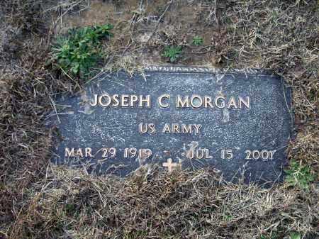 MORGAN (VETERAN), JOSEPH C - Ouachita County, Arkansas | JOSEPH C MORGAN (VETERAN) - Arkansas Gravestone Photos