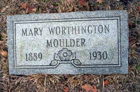 MOULDER, MARY - Ouachita County, Arkansas | MARY MOULDER - Arkansas Gravestone Photos