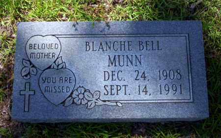 MUNN, BLANCHE - Ouachita County, Arkansas | BLANCHE MUNN - Arkansas Gravestone Photos