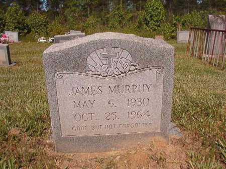 MURPHY, JAMES - Ouachita County, Arkansas | JAMES MURPHY - Arkansas Gravestone Photos