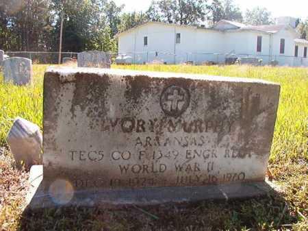 MURPHY (VETERAN WWII), IVORY - Ouachita County, Arkansas | IVORY MURPHY (VETERAN WWII) - Arkansas Gravestone Photos