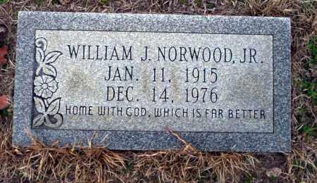 NORWOOD JR., WILLIAM J. - Ouachita County, Arkansas   WILLIAM J. NORWOOD JR. - Arkansas Gravestone Photos