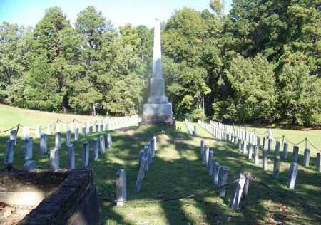 *OAKLAND, CEMETERY OVERVIEW - Ouachita County, Arkansas | CEMETERY OVERVIEW *OAKLAND - Arkansas Gravestone Photos