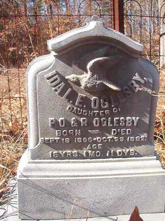 OGLESBY, IDA L E - Ouachita County, Arkansas | IDA L E OGLESBY - Arkansas Gravestone Photos