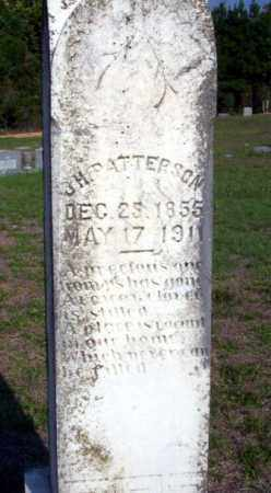 PATTERSON, J.H. - Ouachita County, Arkansas | J.H. PATTERSON - Arkansas Gravestone Photos
