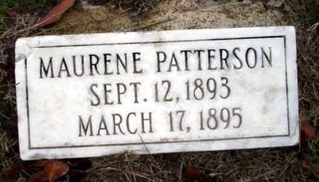 PATTERSON, MAURENE - Ouachita County, Arkansas | MAURENE PATTERSON - Arkansas Gravestone Photos