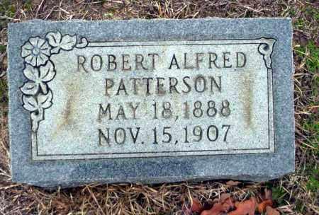 PATTERSON, ROBERT ALFRED - Ouachita County, Arkansas | ROBERT ALFRED PATTERSON - Arkansas Gravestone Photos