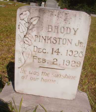 PINKSTON, JR, BRODY - Ouachita County, Arkansas   BRODY PINKSTON, JR - Arkansas Gravestone Photos