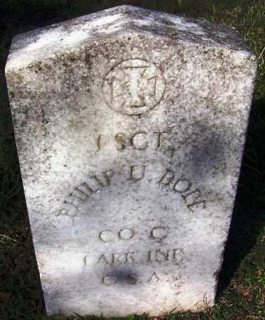 BOPE (VETERAN CSA), PHILIP U - Ouachita County, Arkansas | PHILIP U BOPE (VETERAN CSA) - Arkansas Gravestone Photos