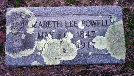 POWELL, ELIZABETH - Ouachita County, Arkansas | ELIZABETH POWELL - Arkansas Gravestone Photos