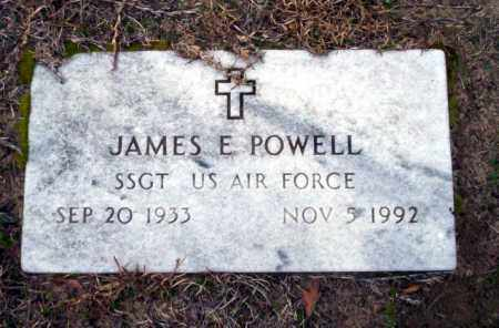 POWELL, JAMES E - Ouachita County, Arkansas | JAMES E POWELL - Arkansas Gravestone Photos