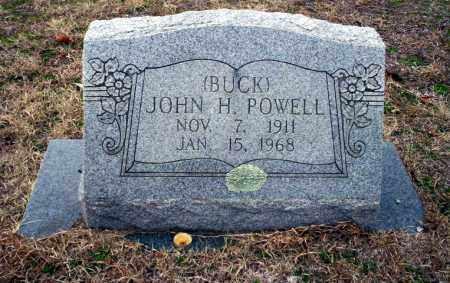 POWELL, JOHN H - Ouachita County, Arkansas | JOHN H POWELL - Arkansas Gravestone Photos