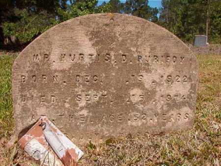 PURIFOY, HURTIS D - Ouachita County, Arkansas | HURTIS D PURIFOY - Arkansas Gravestone Photos