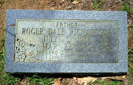 RICHARDSON, ROGER DALE - Ouachita County, Arkansas | ROGER DALE RICHARDSON - Arkansas Gravestone Photos