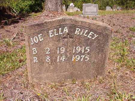 RILEY, JOE ELLA - Ouachita County, Arkansas | JOE ELLA RILEY - Arkansas Gravestone Photos