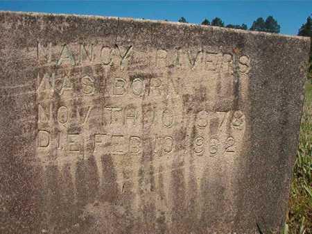 RIVERS, NANCY - Ouachita County, Arkansas | NANCY RIVERS - Arkansas Gravestone Photos