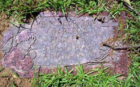 RODGERS, CHARLES F. - Ouachita County, Arkansas   CHARLES F. RODGERS - Arkansas Gravestone Photos