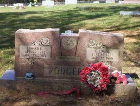 RODGERS, C. LOUISE - Ouachita County, Arkansas | C. LOUISE RODGERS - Arkansas Gravestone Photos