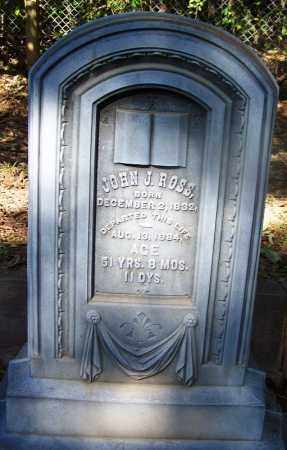 ROSS, JOHN J - Ouachita County, Arkansas | JOHN J ROSS - Arkansas Gravestone Photos