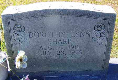 SHARP, DOROTHY LYNN - Ouachita County, Arkansas | DOROTHY LYNN SHARP - Arkansas Gravestone Photos