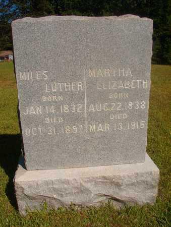 SIFFORD, MARTHA ELIZABETH - Ouachita County, Arkansas | MARTHA ELIZABETH SIFFORD - Arkansas Gravestone Photos