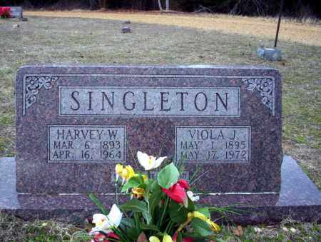 SINGLETON, VIOLA J - Ouachita County, Arkansas   VIOLA J SINGLETON - Arkansas Gravestone Photos
