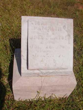 SLATON, MARY - Ouachita County, Arkansas | MARY SLATON - Arkansas Gravestone Photos