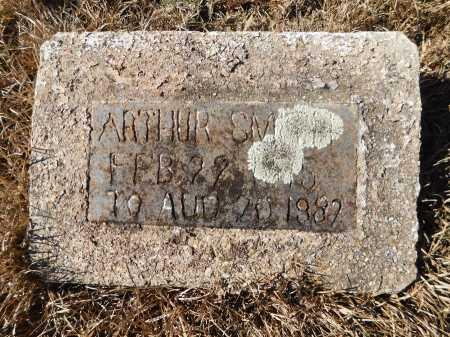 SMITH, ATHUR - Ouachita County, Arkansas | ATHUR SMITH - Arkansas Gravestone Photos