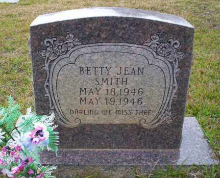 SMITH, BETTY JEAN - Ouachita County, Arkansas | BETTY JEAN SMITH - Arkansas Gravestone Photos