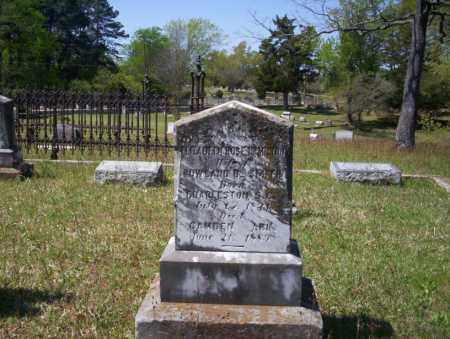 HAMILTON SMITH, ELIZABETH ROSE - Ouachita County, Arkansas | ELIZABETH ROSE HAMILTON SMITH - Arkansas Gravestone Photos
