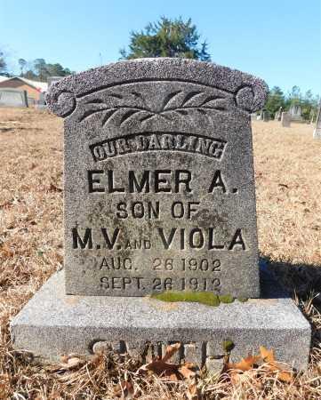 SMITH, ELMER A - Ouachita County, Arkansas | ELMER A SMITH - Arkansas Gravestone Photos