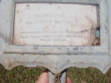 SMITH, FANNIE - Ouachita County, Arkansas | FANNIE SMITH - Arkansas Gravestone Photos