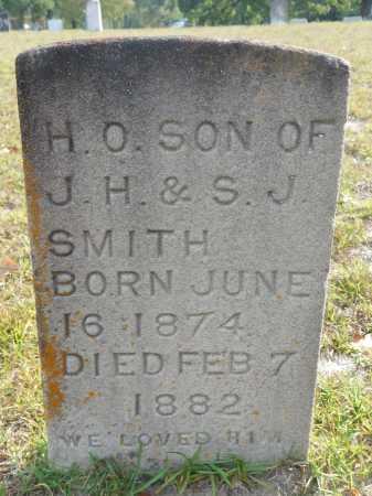 SMITH, H.O. - Ouachita County, Arkansas | H.O. SMITH - Arkansas Gravestone Photos