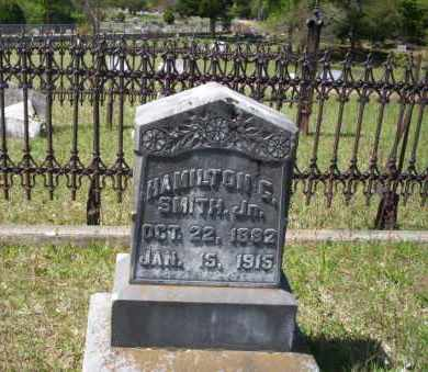 SMITH JR, HAMILTON - Ouachita County, Arkansas | HAMILTON SMITH JR - Arkansas Gravestone Photos