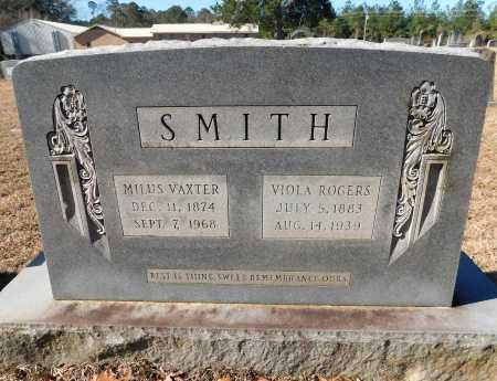 ROGERS SMITH, VIOLA - Ouachita County, Arkansas | VIOLA ROGERS SMITH - Arkansas Gravestone Photos