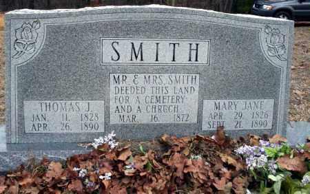 SMITH, THOMAS JEFFERSON - Ouachita County, Arkansas | THOMAS JEFFERSON SMITH - Arkansas Gravestone Photos