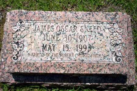 SNEED, JAMES OSCAR - Ouachita County, Arkansas | JAMES OSCAR SNEED - Arkansas Gravestone Photos